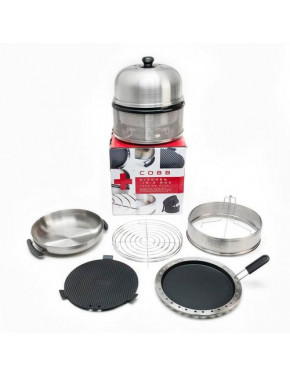 Вугільний Гриль Cobb Premier Kitchen in a box Kit 001