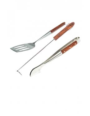 Набор инструментов для барбекю 3 Piece Tool Set