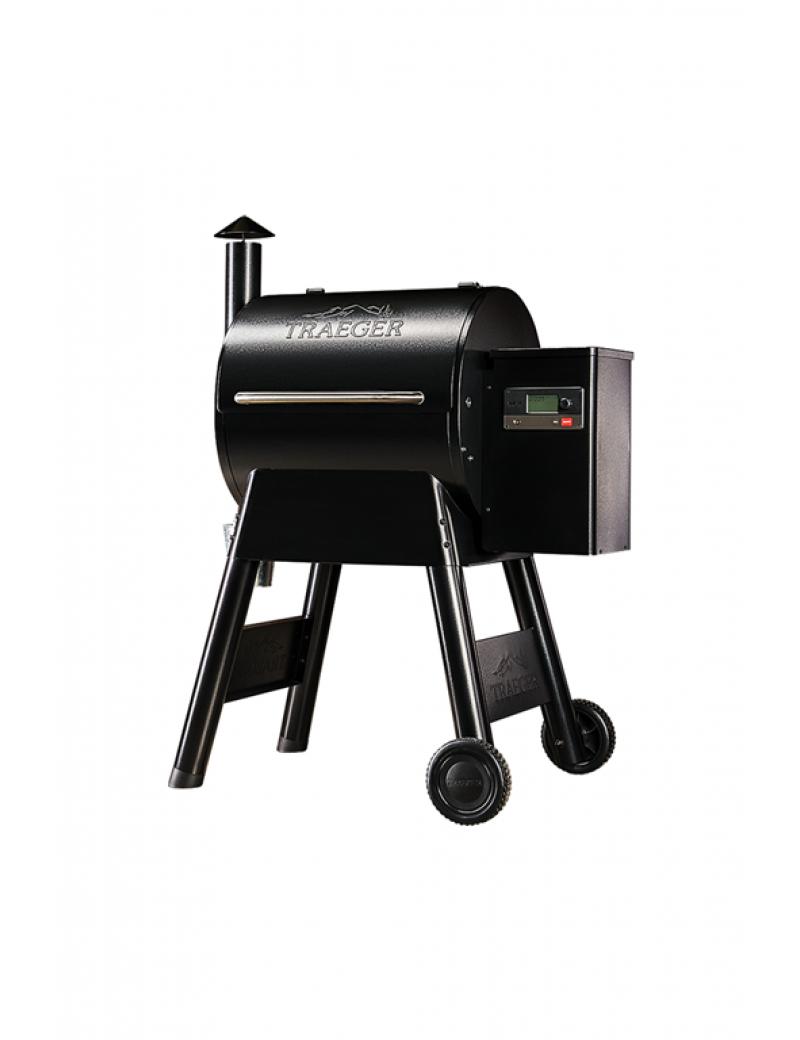 Пелетный Гриль Traeger Pro 575 black